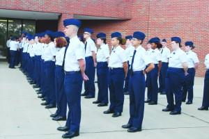 THS AFJROTC 9-11-2019 (9)